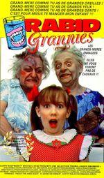 Affiche Rabid Grannies