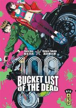 Couverture Zom 100 Bucket List of the dead - Tome 1