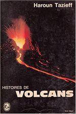 Couverture Histoires de volcans