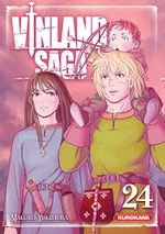 Couverture Vinland Saga, tome 24