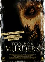Affiche Toolbox Murders