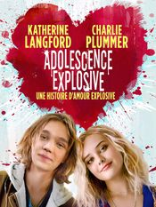 Affiche Adolescence explosive