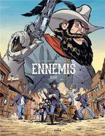 Couverture ennemis   tome 2  blanc
