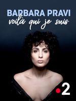 Affiche Barbara Pravi, voilà qui je suis