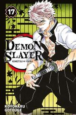 Couverture Demon Slayer, tome 17