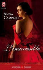 Couverture L'Inaccessible