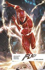 Couverture Ligne d'arrivée - Flash (Rebirth), tome 11