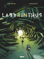 Couverture Labyrinthus - Tome 2 - La machine