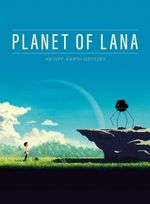 Jaquette Planet of Lana