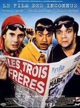 Affiche Les Trois Frères