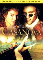 Affiche Casanova