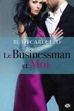 Couverture Le Businessman et moi