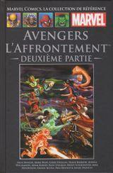Couverture Avengers l'Affrontement : Deuxième Partie