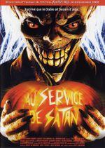 Affiche Au service de Satan