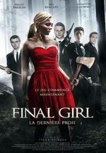 Affiche Final Girl : La Dernière proie