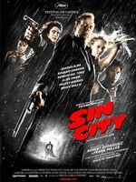 Affiche Sin City
