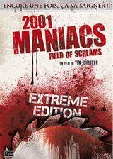 Affiche 2001 Maniacs : Field of Screams