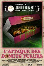 Affiche L'Attaque des donuts tueurs