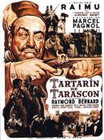 Affiche Tartarin de Tarascon