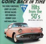 Pochette Going Back in Time: Hits From the 50's, Volume 1