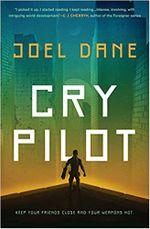 Couverture Cry Pilot