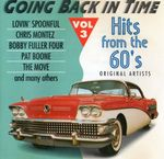 Pochette Going Back in Time: Hits From the 60's, Volume 3