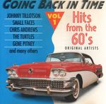 Pochette Going Back in Time: Hits From the 60's, Volume 1
