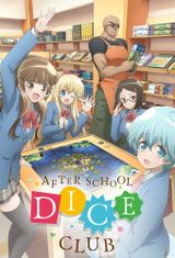 Affiche After School Dice Club