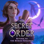 Jaquette The Secret Order : Return to the Buried Kingdom