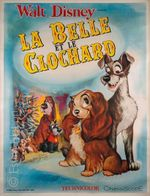 Affiche La Belle et le Clochard