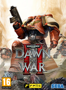Jaquette Warhammer 40,000: Dawn of War II