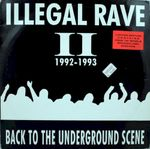 Pochette Illegal Rave II