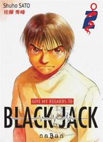 Couverture Give my regards to Black Jack, tome 2