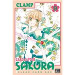 Couverture Card captor Sakura : clear card arc, tome 9