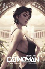 Couverture Entre deux vies - Selina Kyle : Catwoman, tome 3