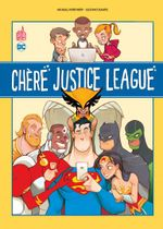 Couverture Chère Justice League