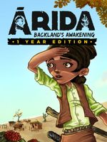 Jaquette Arida : Backland's Awakening