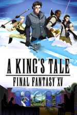Jaquette A King's Tale: Final Fantasy XV