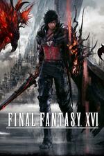 Jaquette Final Fantasy XVI