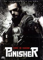Affiche Punisher : Zone de guerre
