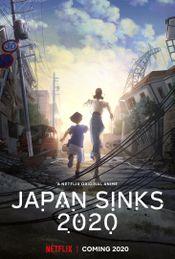 Affiche Japan Sinks: 2020