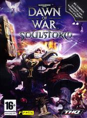 Jaquette Warhammer 40,000: Dawn of War - Soulstorm