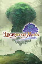 Jaquette Legend of Mana