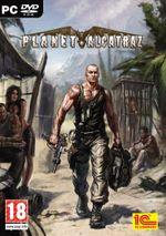 Jaquette Planet Alcatraz
