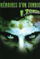 Affiche Mémoires d'un zombie