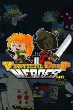 Jaquette Vertical Drop Heroes