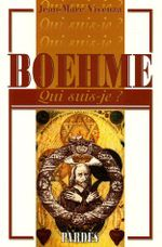 """Couverture """"Qui suis-je?"""" Boehme"""