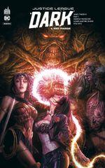 Couverture Sort tragique - Justice League Dark (rebirth), tome 4