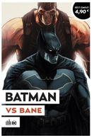 Couverture Batman vs Bane