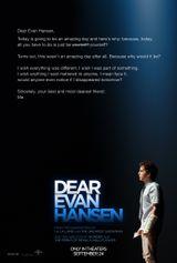 Affiche Cher Evan Hansen